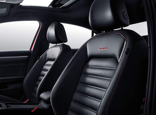 VW Golf GTI Sedã - Lamando GTS