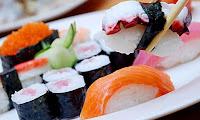 Resep Sushi Salmon Praktis