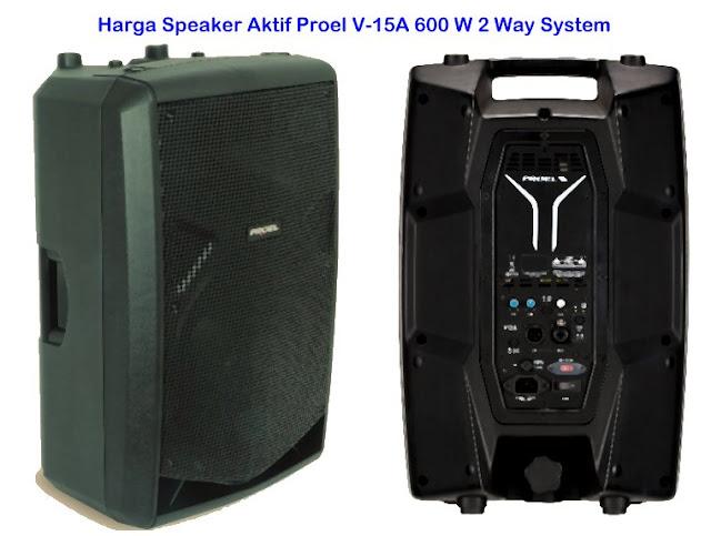Harga-Speaker-Aktif-Proel-V15A