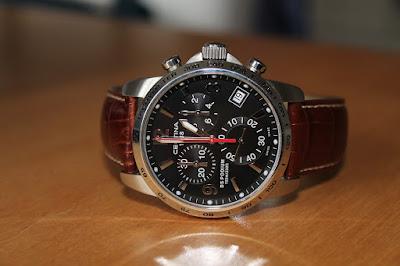 Reloj con cronografo