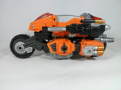 Warbotron turbo ejector bike