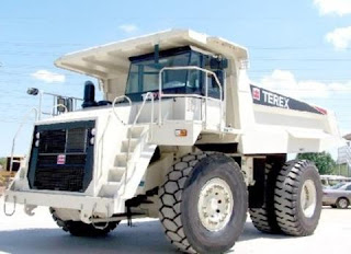 terex st50 st 50 rubber track utility vehicle service manual