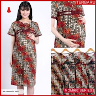 MOM082D25 Dress Hamil Menyusui Flower Summer Dresshamil Ibu Hamil
