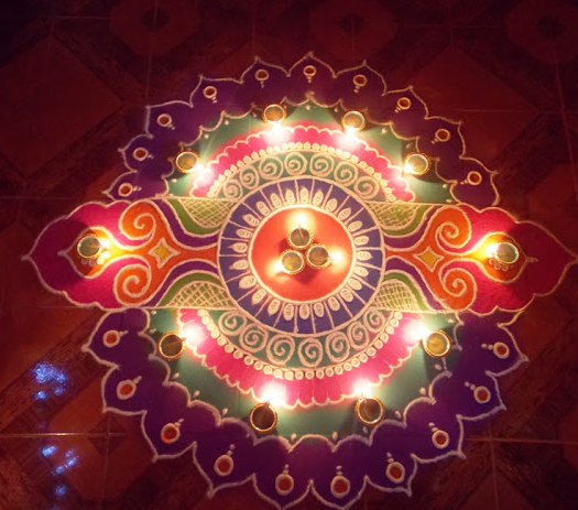 Diwali Rangoli 2018 Designs Images