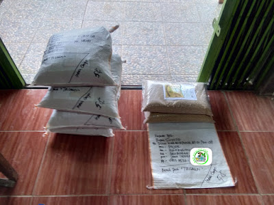 Benih pesana Tambahan  SUYOTO Grobogan, Jateng..   (Sebelum Packing)