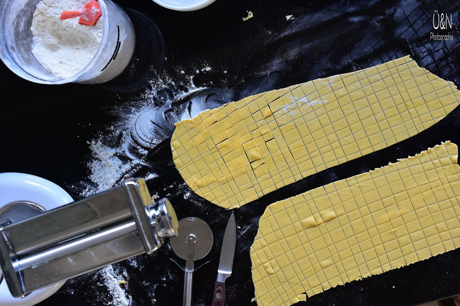 berall nirgendwo past e lenticchi pasta mit linsen schon mal gegessen und ein. Black Bedroom Furniture Sets. Home Design Ideas
