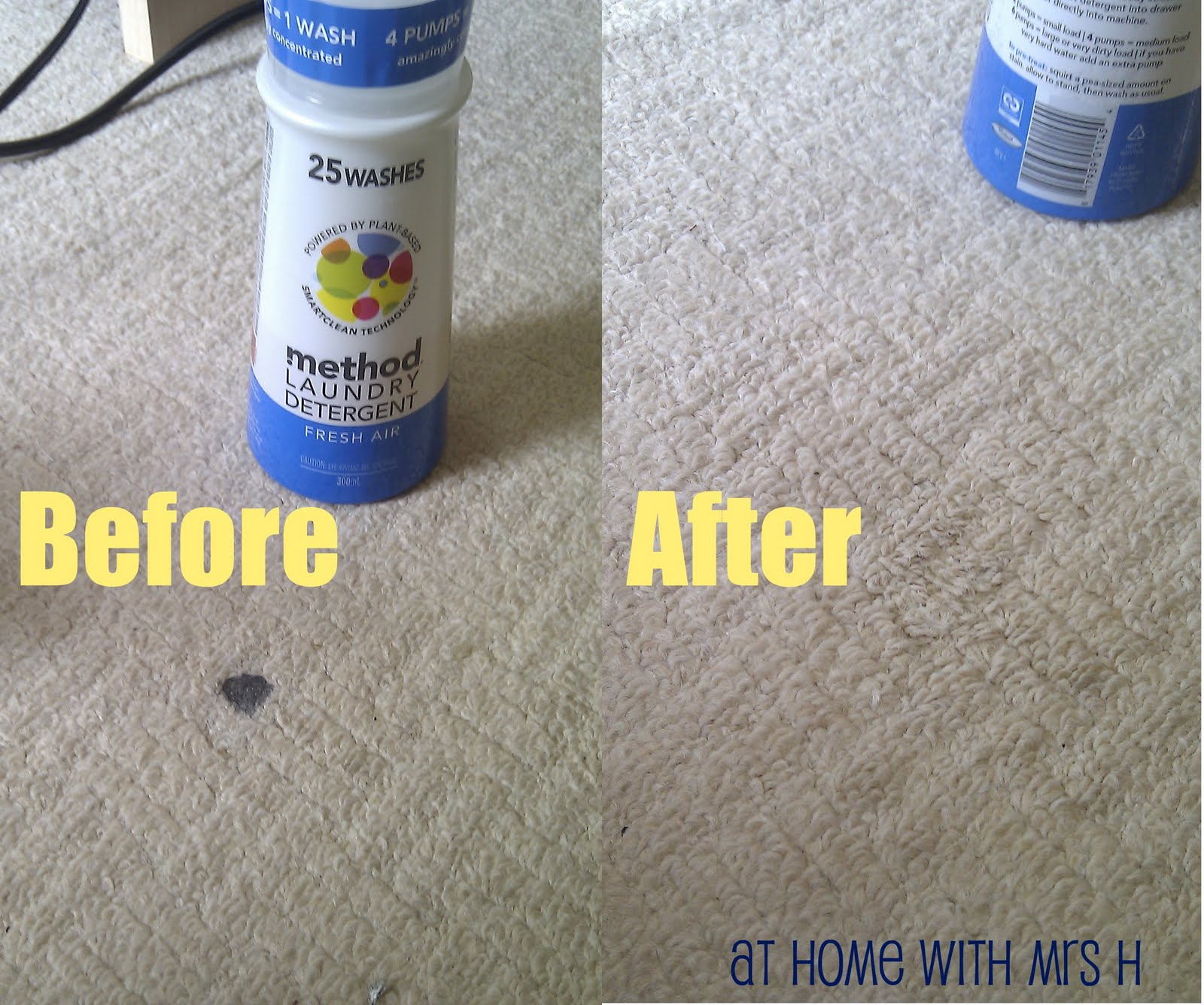 Mrs H The Blog How To Get Chewing Gum Out Of Carpets
