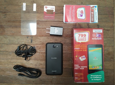 Cherry Mobile Flare Lite 2 Retail Package