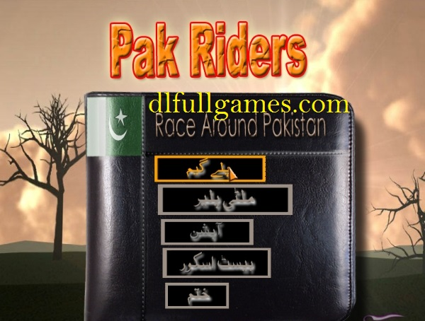 Pak Riders Free Download PC Game Full Version