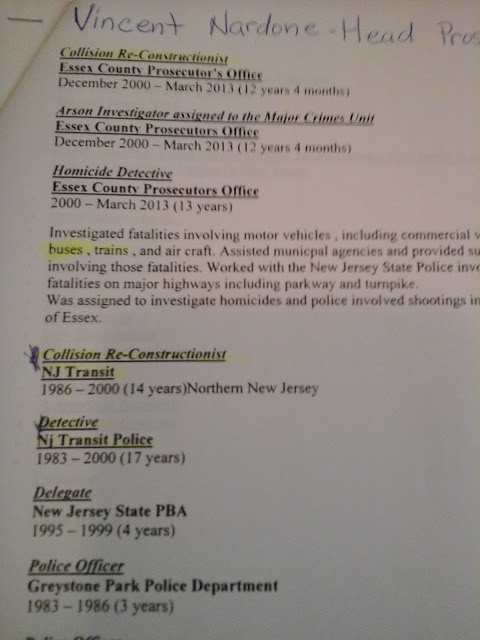 Lawyer and Essex County Prosecutor Cover Up Corruption On