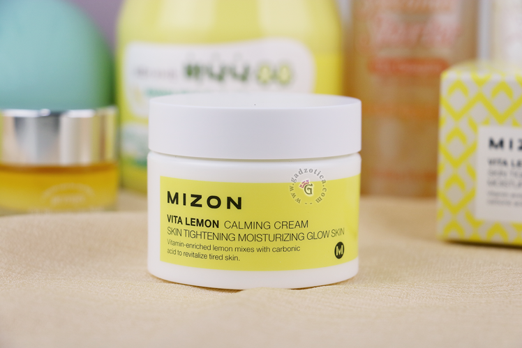 ALTHEA VITAMIN BOX Mizon Vita Lemon Calming Cream
