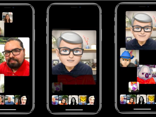 كيفية انشاء واستخدام المجموعات في FaceTime على أجهزة آبل( iPhone أوiPad )