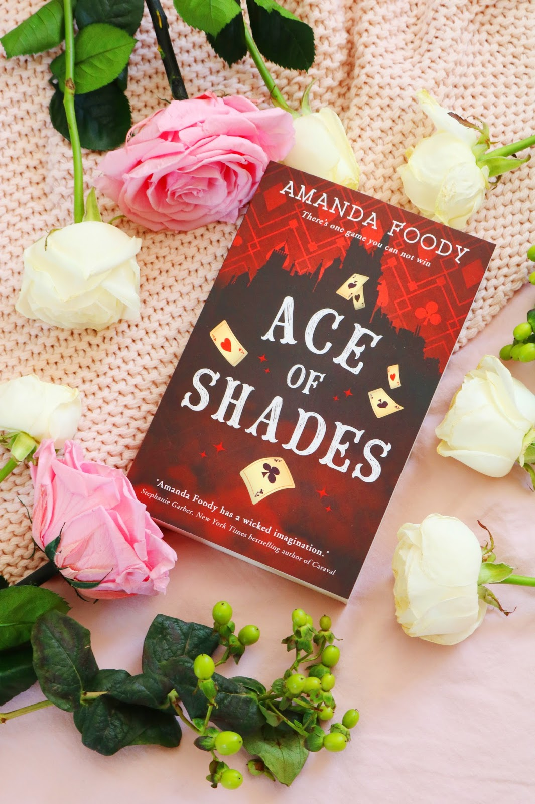 Blog Tour: Ace Of Shades by Amanda Foody