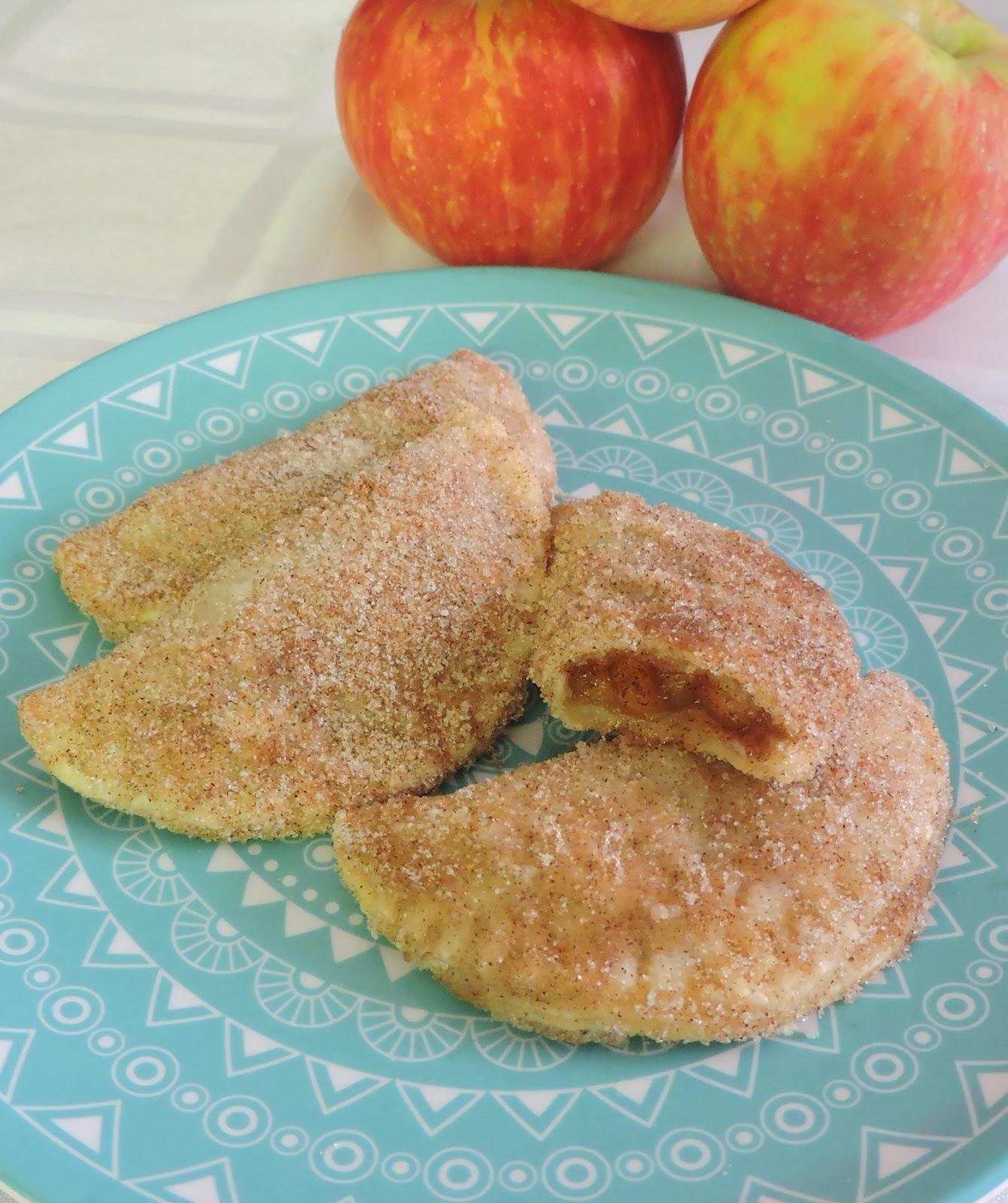 Carmelized Apple Pies