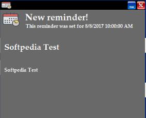 تحميل برنامج التذكير بالمواعيد للكمبيوتر مجانا RemindMe