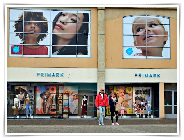 Primark shop in Truro, Cornwall