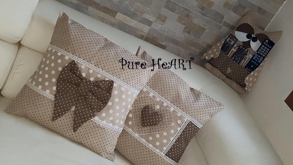Idee Cucito Per La Casa : Pure heart di francesca pugliese cucito creativo per la tua casa