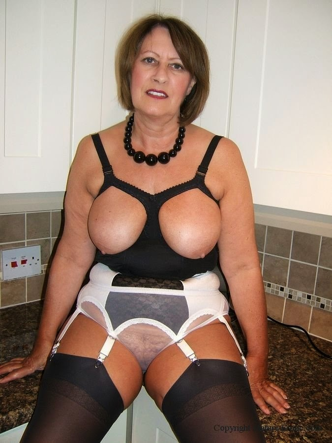mature erotic granny girdles