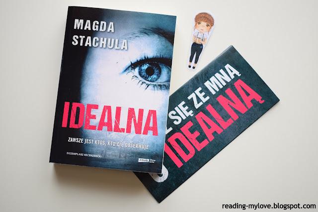 PRZEDPREMIERA - Magda Stachula, Idealna