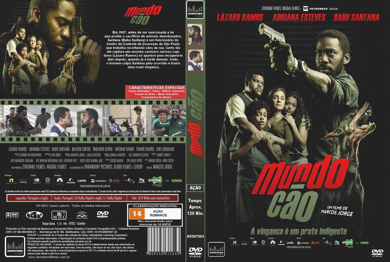Download Mundo Cão DVDRip X264 Nacional MUNDO 2BC 25C3 2583O