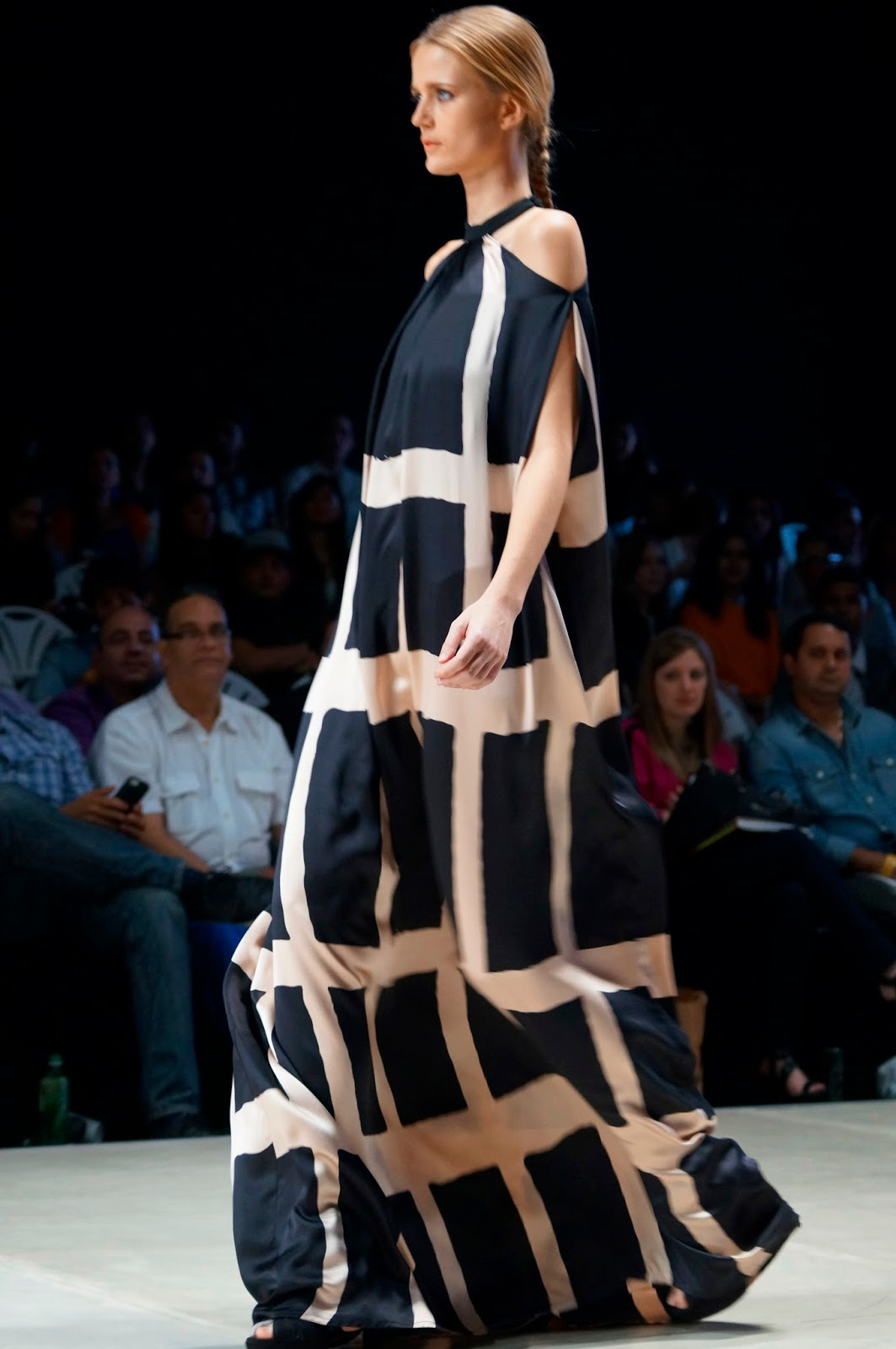 Kris Goyri Runway, Panama Fashion Week 2014