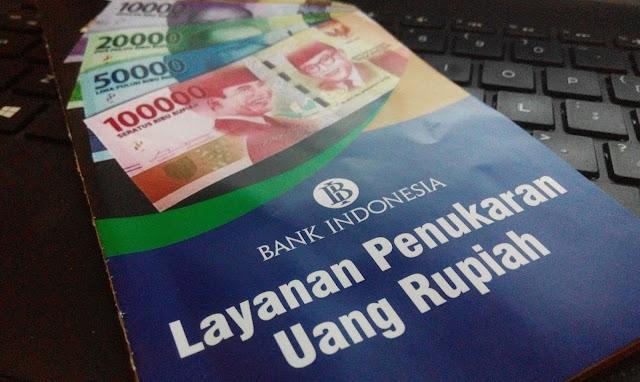Jadwal layanan penukaran uang di Semarang