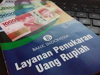 Jadwal layanan penukaran uang rupiah di Semarang