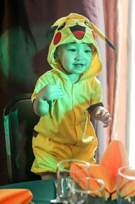 Cutie Pikachu Baby!