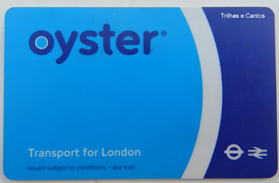 Londres-oyster-card