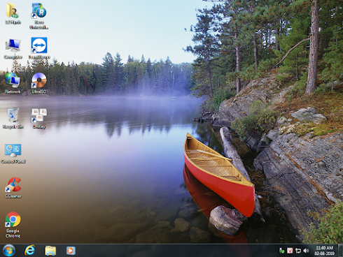 Bộ cài Windows 7 Ultimate SP1 (64-bit) - Tích hợp driver USB 3.0
