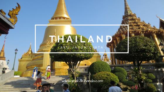 Gambar Negara Thailand Adalah Panduan Traveling Ke Thailand Negara Yang Akan Membuatmu Jatuh Cinta Jejak Kaki Harda