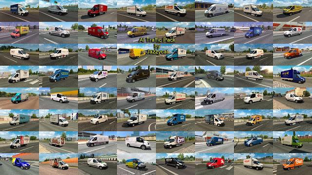 ets 2 ai traffic pack v9.6 screenshots 3
