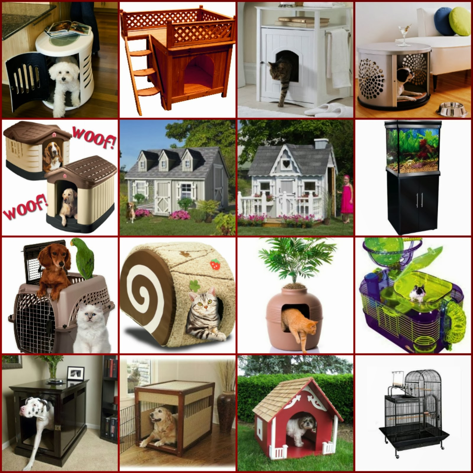 Pet Houses For Your Dog or Cat