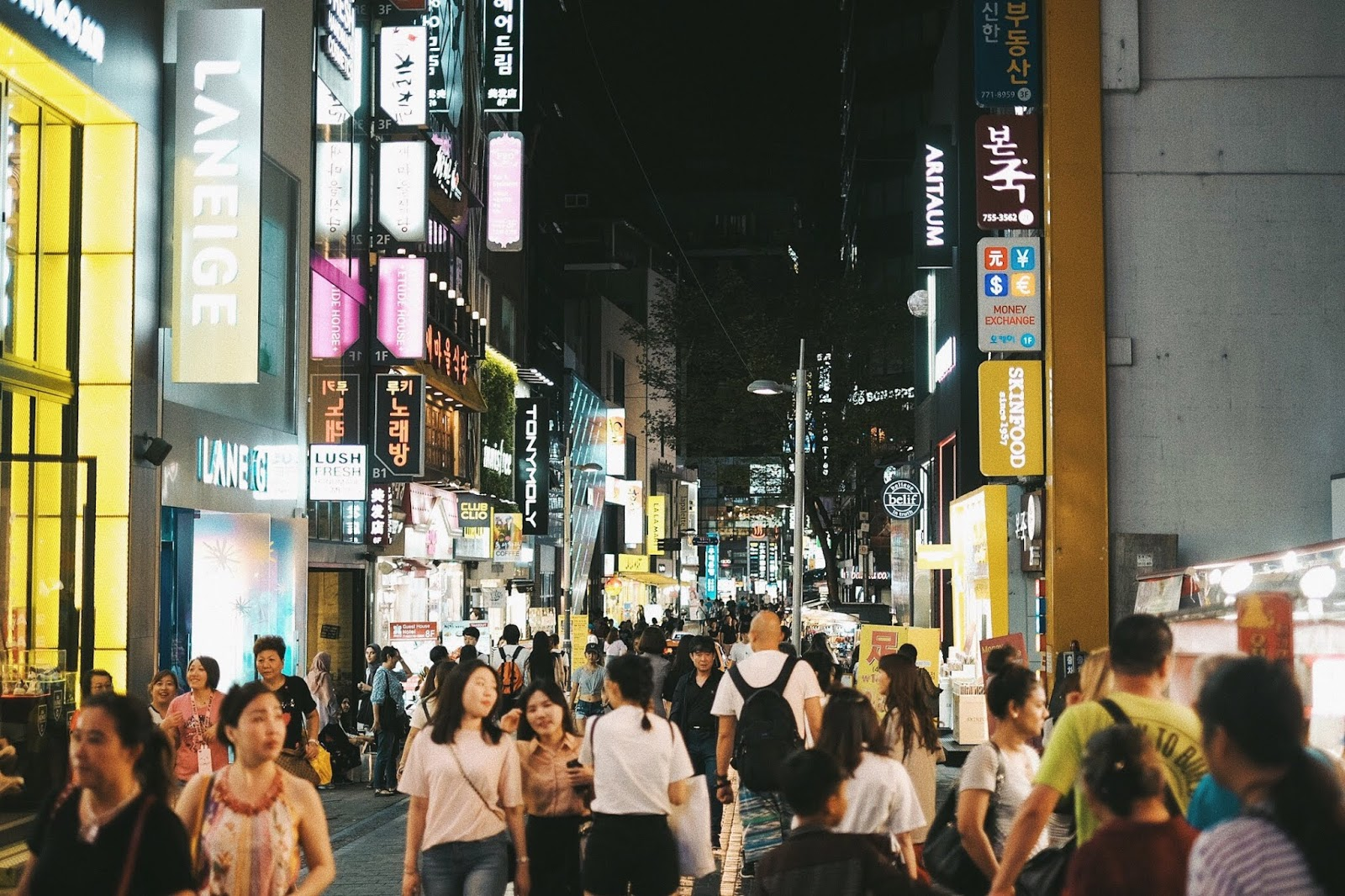 Things to Do in Seoul Myeongdong | www.bigdreamerblog.com