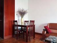 The Manor 2 HCM bán căn hộ block G 36m2 | bàn ăn