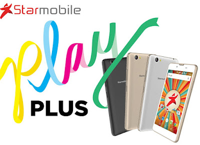 Starmobile Introduces PLAY Plus, Quad Core Android Marshmallow for Php2,290