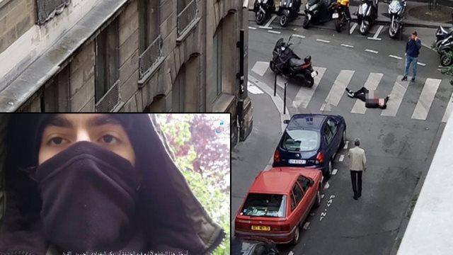 «Πρόσφυγας» από την Τσετσενία ο Ισλαμιστής που έσφαζε κόσμο στο Παρίσι