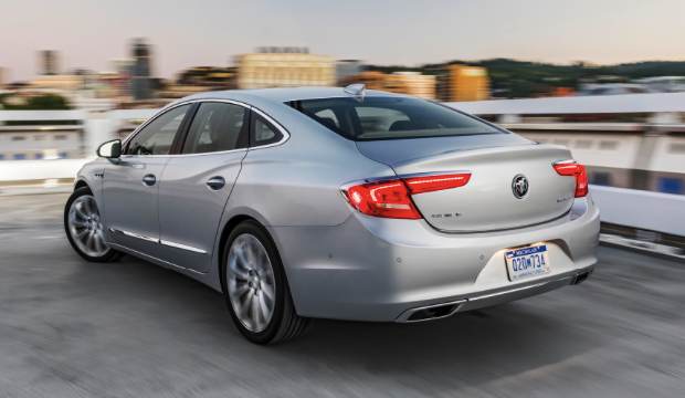 2017 Buick LaCrosse Review