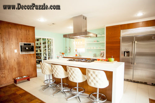 yellow kitchen appliances pass through window top 15 mid century modern design ideas