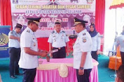 Ka.Rutan Kelas IIB Selayar Serah Terima Jabatan