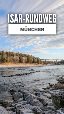 Wandern München | Isar-Rundweg in München | Wanderung am Flaucher | GPS-Track + Tourenbericht + Karte | Outdoor Blog