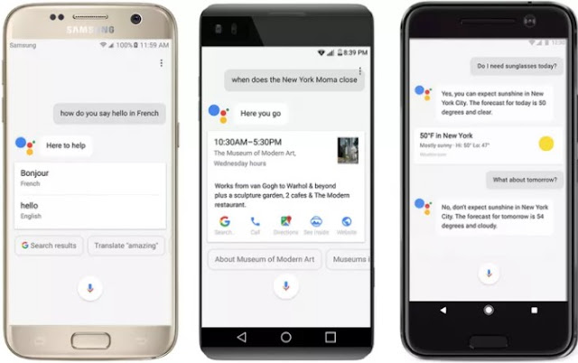 Google Assistant rolls out to eligible Android phones