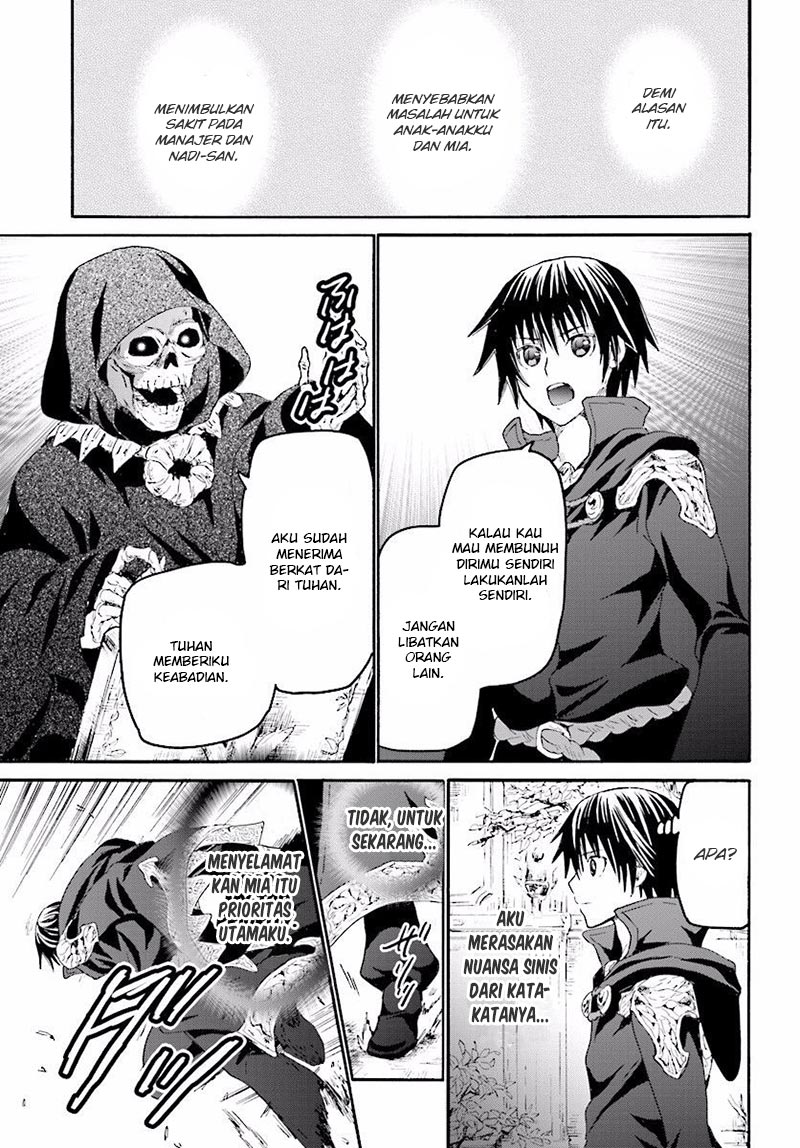 Baca Komik Death March Chapter 22B Bahasa Indonesia