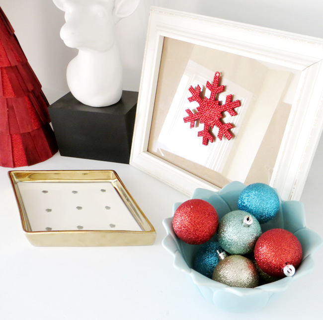 Modern Christmas Decor 2014