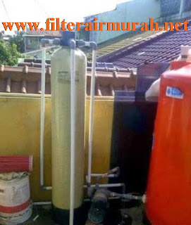jual filter air murah fiber di serpong BSD