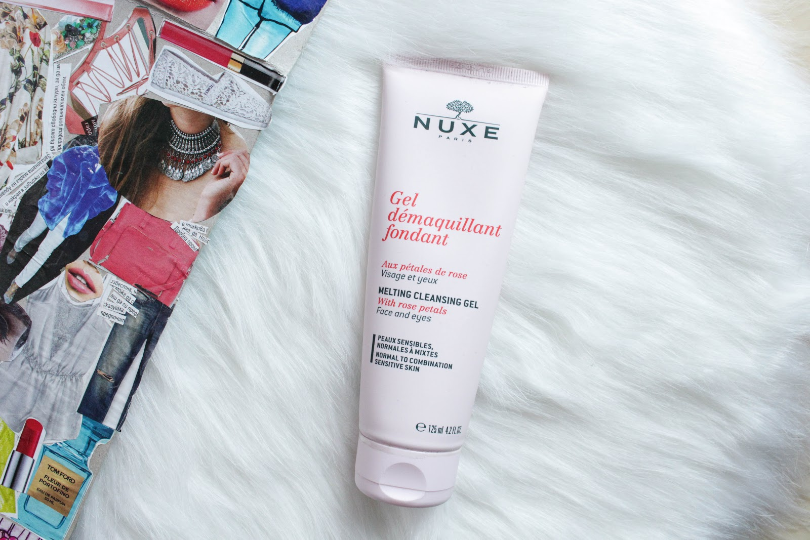 Nuxe Melting Cleansing Gel ревю
