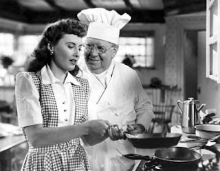 Christmas in Connecticut Barbara Stanwyck 1945 holiday movie