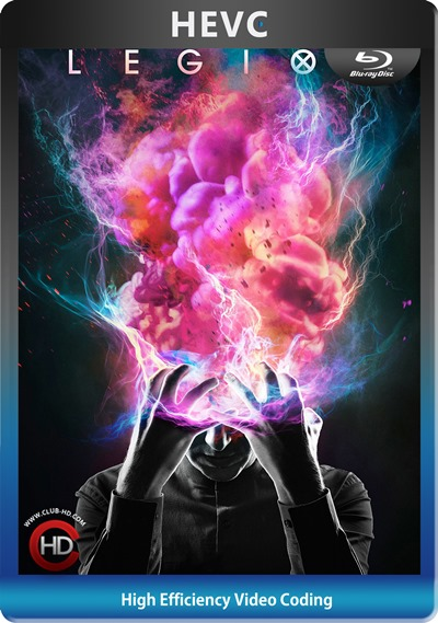 Legion (2017) S01 1080p BDRip Multi-Audio Latino-Inglés-Japones-Francés-Portugués [Multi-Sub] [HEVC-10bit] [+EXTRAS] (Serie De TV. Ciencia Ficcion, Thriller, Drama psicológico.)