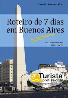 Roteiro de 7 dias em Buenos Aires e arredores