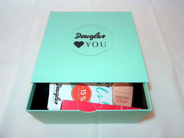 Douglas Box of Beauty Dezember 2017